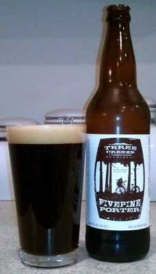 Three Creeks FivePine Porter