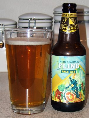 Pyramid Fling Pale Ale