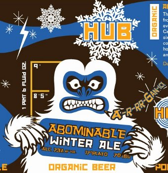 Hopworks Abominable Winter Ale