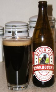Moorhouse's Black Cat