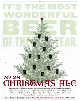 Lb. Brewing No. 28 Christmas Ale