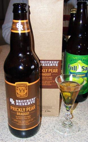 Widmer Prickly Pear Braggot
