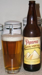 Pyramid Crystal Wheat Ale