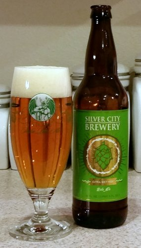 Silver City Wet Hop Pale Ale