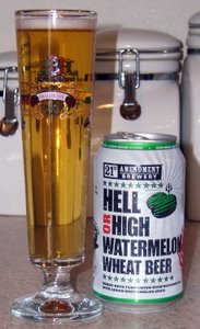 Hell or High Watermelon Wheat
