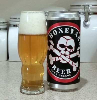 Boneyard Incredible Pulp Blood Orange Pale Ale