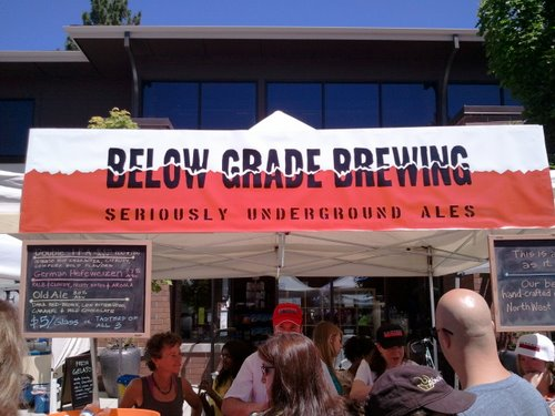 Below Grade Brewing