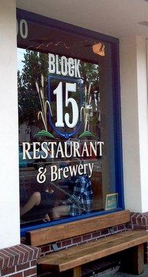 Block 15 Brewery, Corvallis, Oregon