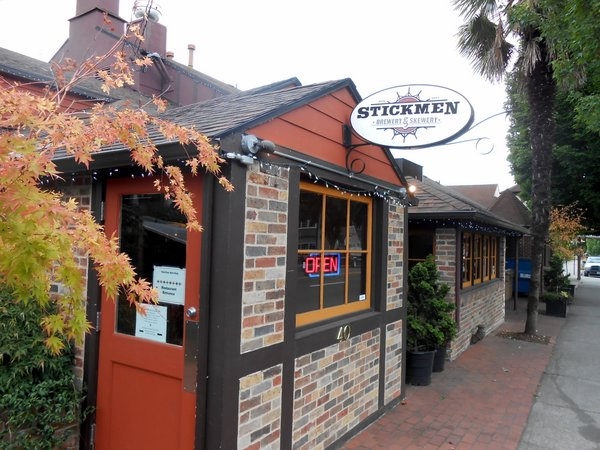 Stickmen Brewery & Skewery