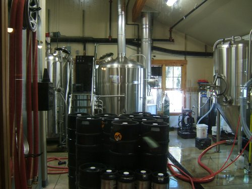 Three Creeks Brewing facilities