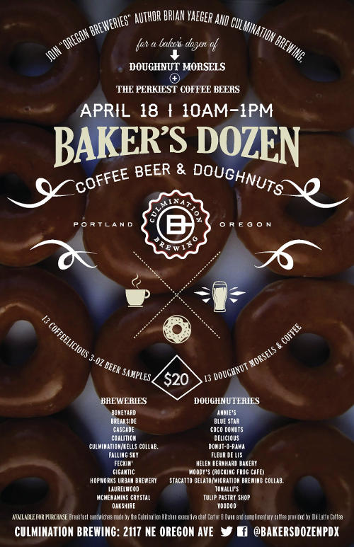 Baker's Dozen Coffee & Beer