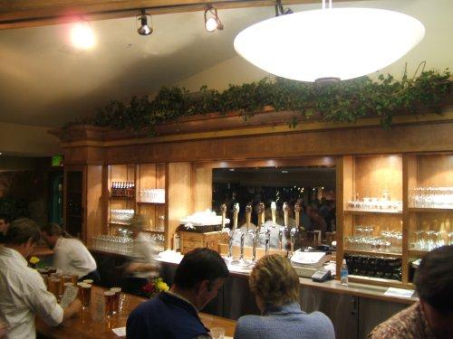 Action at the bar