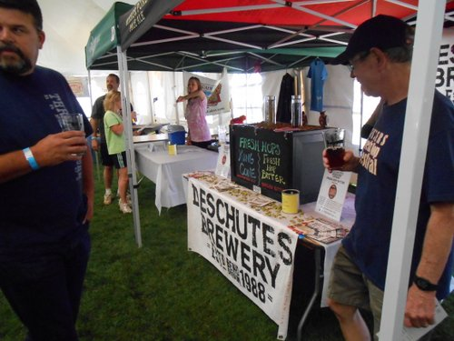 Sisters Fresh Hop Festival, Deschutes
