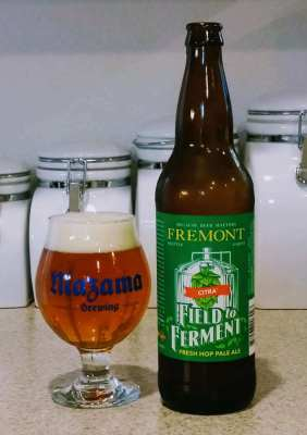 Fremont Brewing Field to Ferment Citra