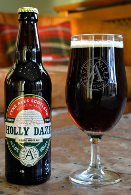 Fyne Ales Holly Daze