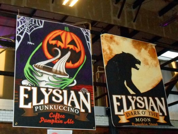 Great Pumpkin beers
