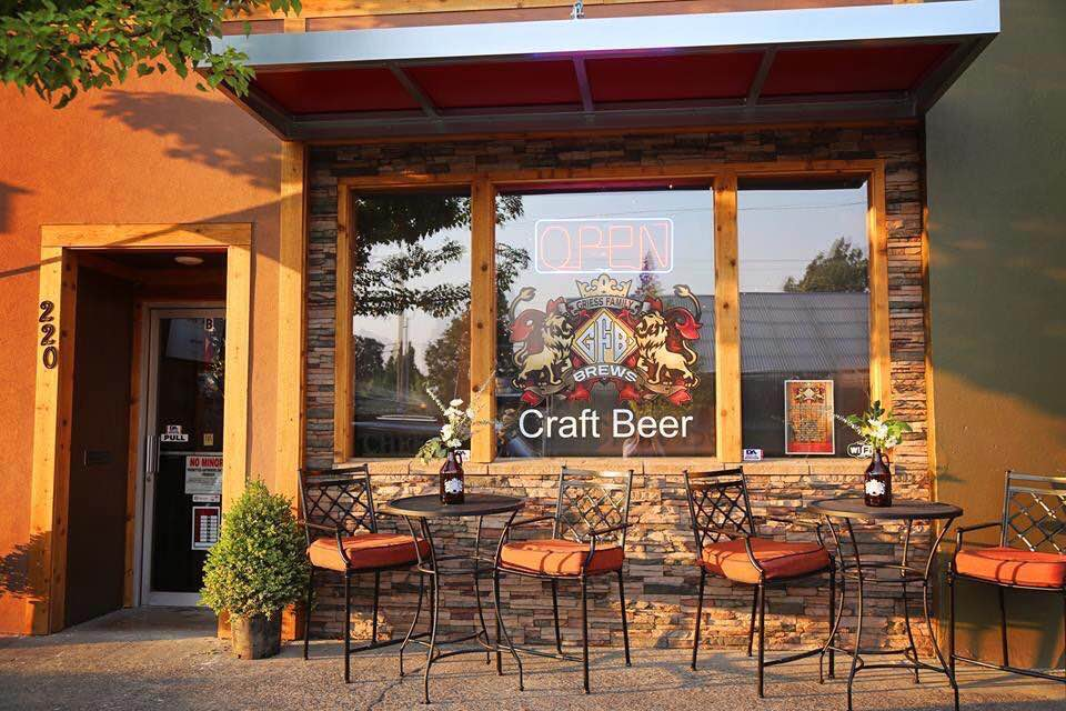 Griess Family Brews taproom