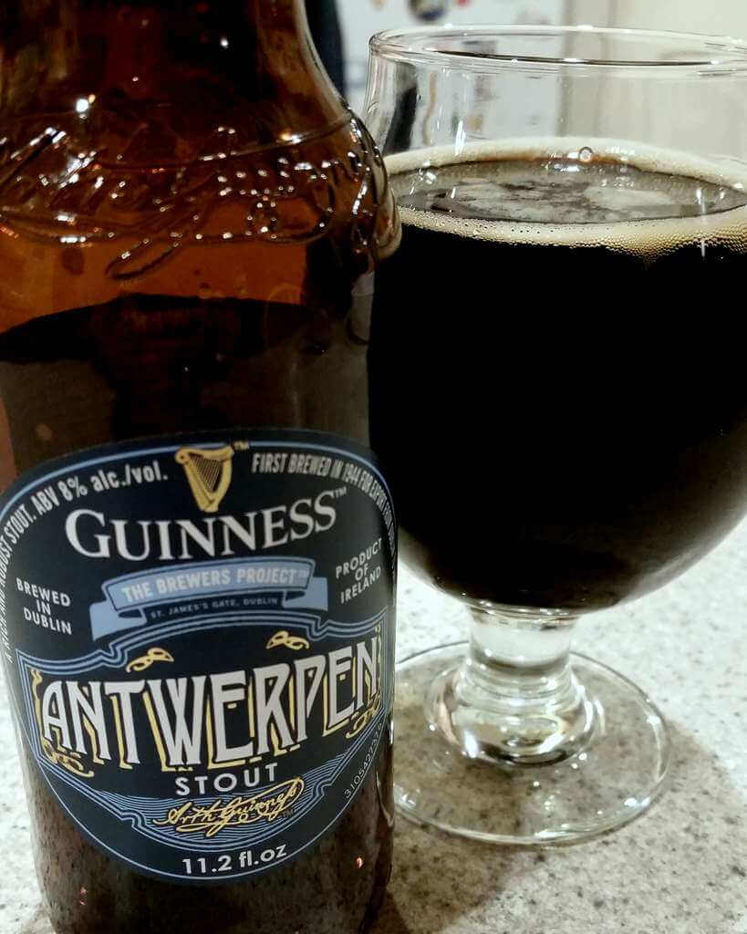 Review: Guinness Antwerpen Stout