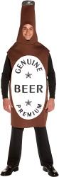 Beer bottle Halloween costume