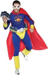 Halloween beer hero costume