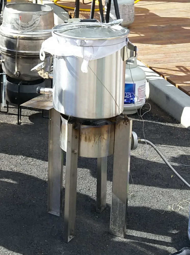 Homebrew Systems: Brew in a bag