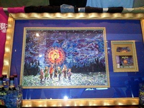 Jubelale 2012 original artwork