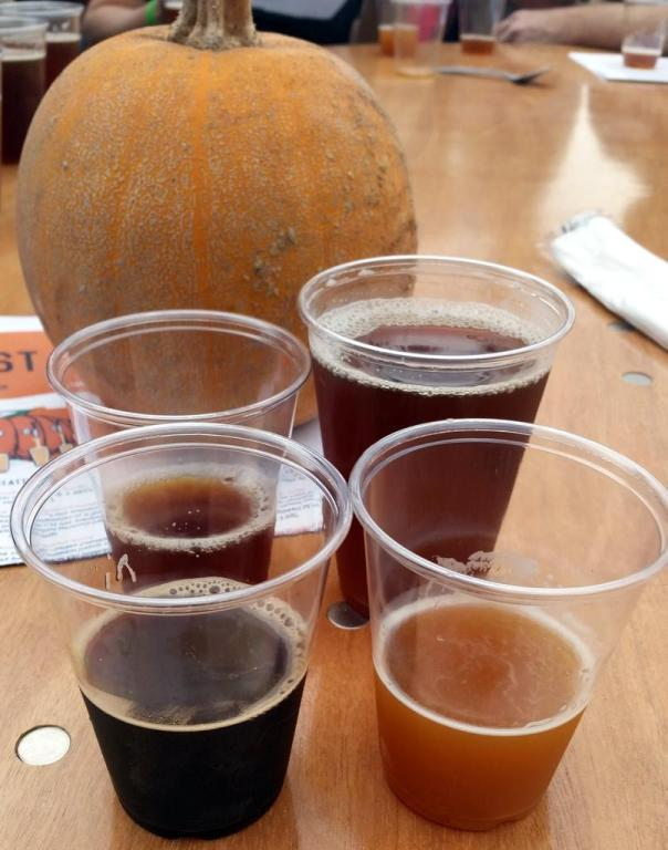Killer Pumpkin beers