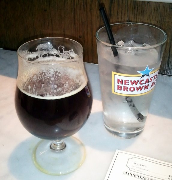 Big Dog's Red Hydrant Brown Ale