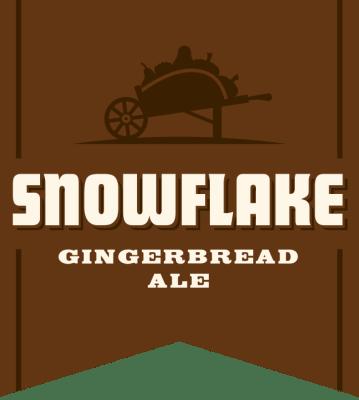 Meadowlark Snowflake Gingerbread Ale