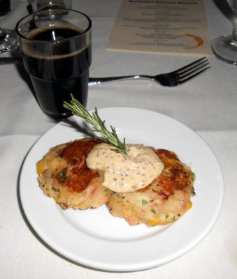 OGBF Brewer's Dinner 2nd course