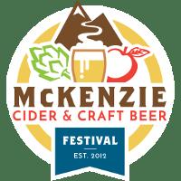 Oregon Beer, McKenzie craft festival