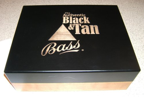 Bass Black and Tan package