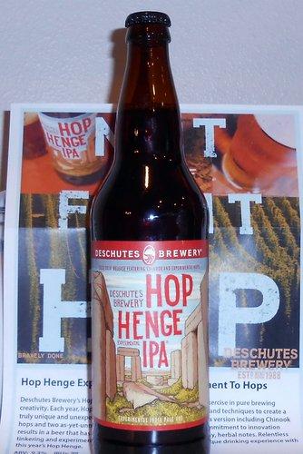 Deschutes Hop Henge 2014