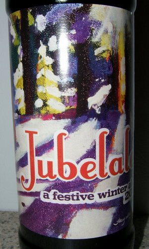 Jubelale 2009 label