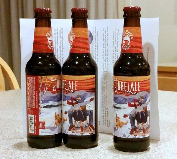 Deschutes Brewery Jubelale 2014