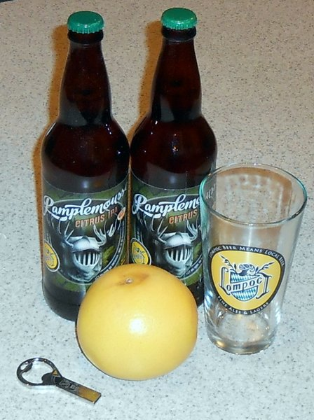 Lompoc Brewing Pamplemousse Citrus IPA
