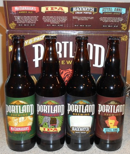 Portland Brewing four-pack
