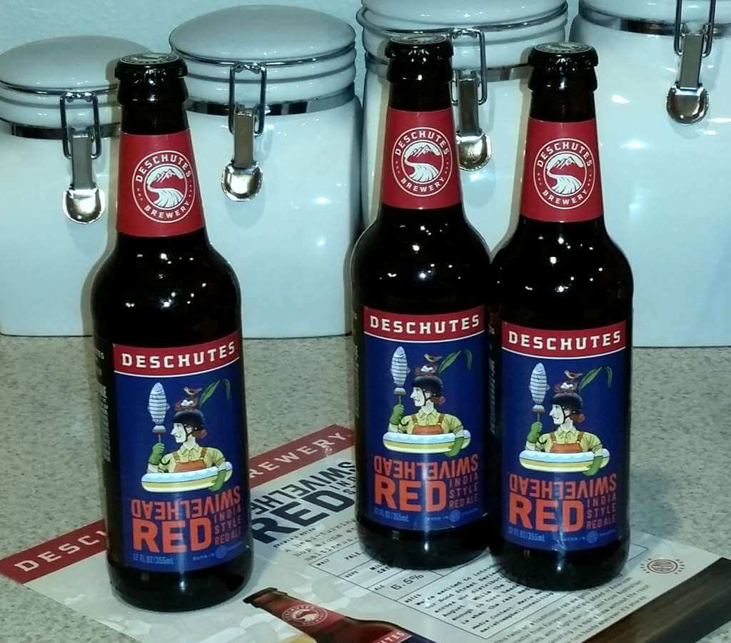 Received: Deschutes Brewery Swivelhead Red