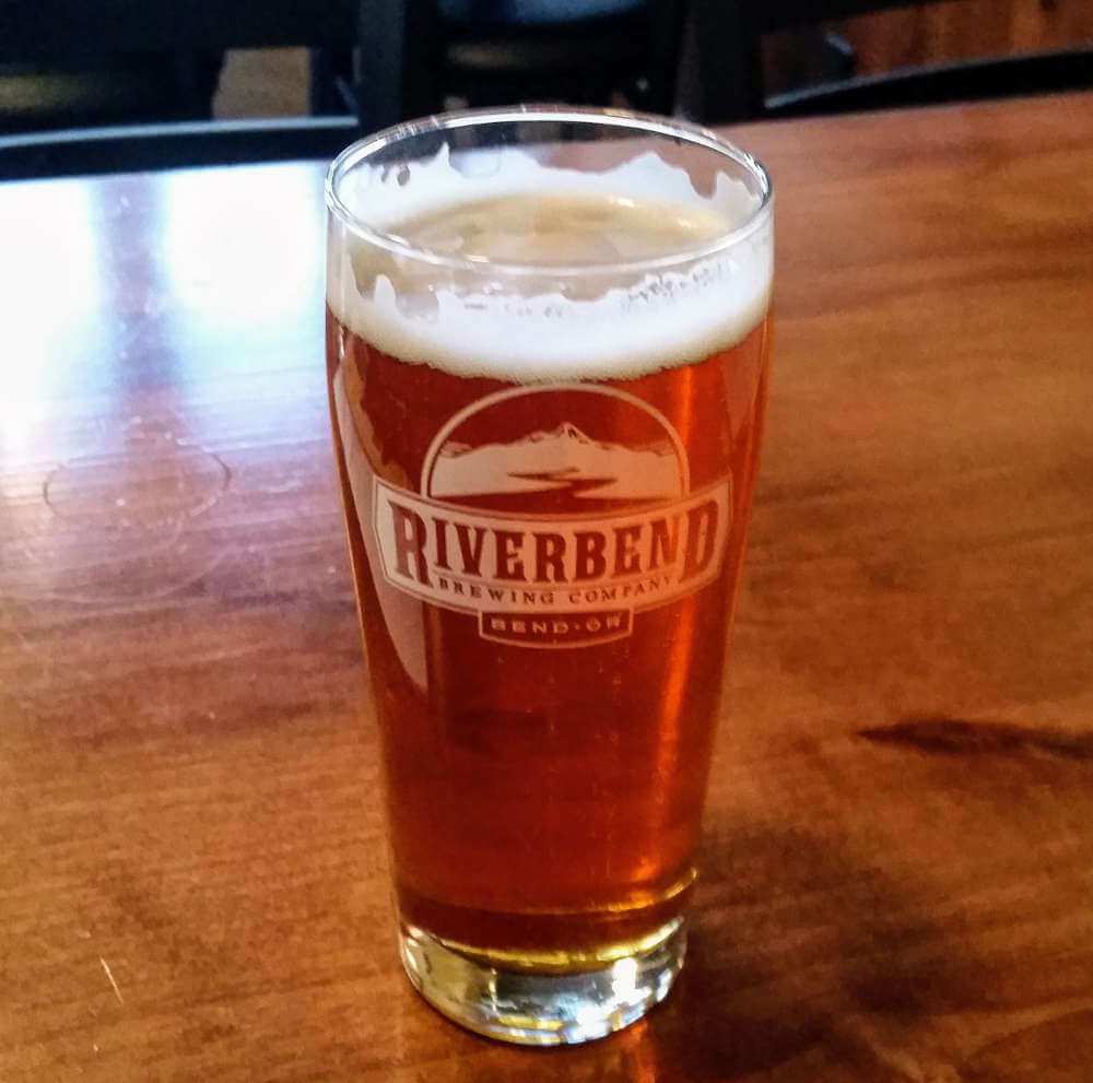 RiverBend Brewing pumpkin ale