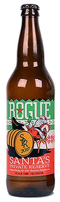 Rogue Ales Santa's Private Reserve 2017