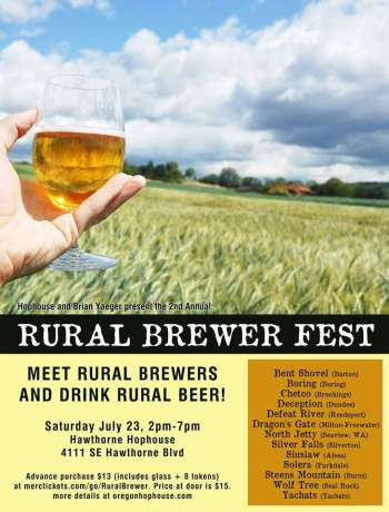 The Rural Brewer Fest 2016