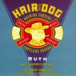Hair of the Dog Ruth label