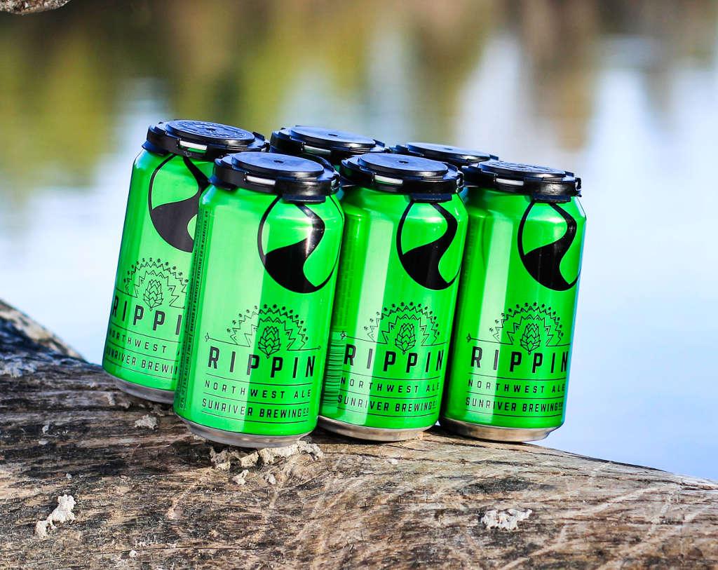 Sunriver Brewing Rippin Northwest Ale