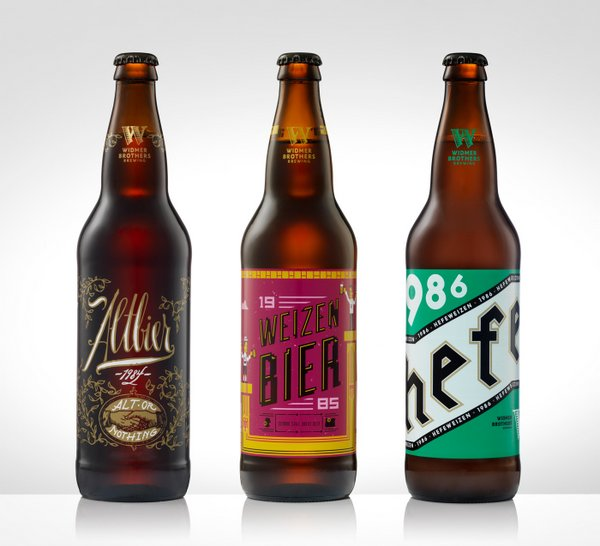 Widmer 30 Beers for 30 Years