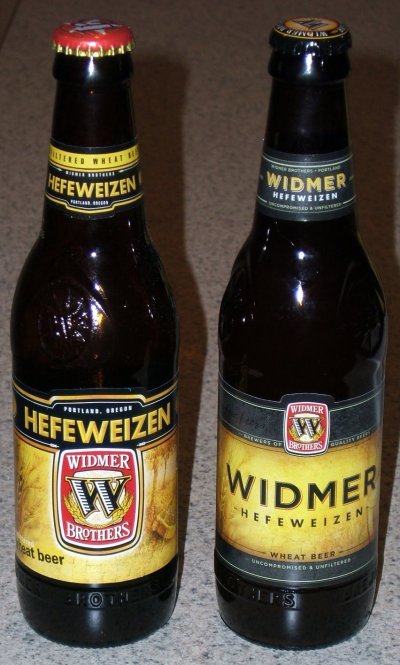 Widmer Hefeweizen Review