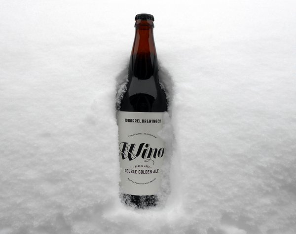 10 Barrel Wino - contraband!