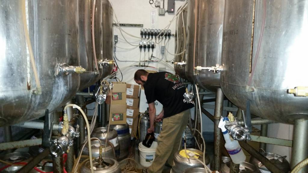 Zwickelmania 2016: Bend Brewing