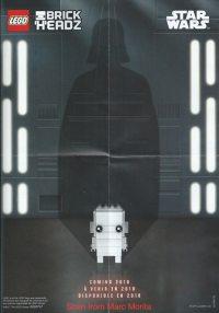 LEGO Star Wars BrickHeadz Darth Vader Coming in 2018 - The ...