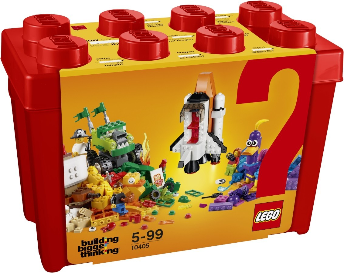 Lego Building Bigger Thinking 2018 Official Set Images
