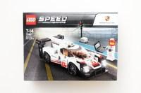 LEGO Speed Champions Porsche 919 Hybrid (75887) Review ...